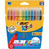 Rotulador Bic Kid Couleur Punta Media lavable
