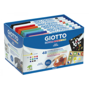 Schoolpack Rotuladores Giotto Decor Materials